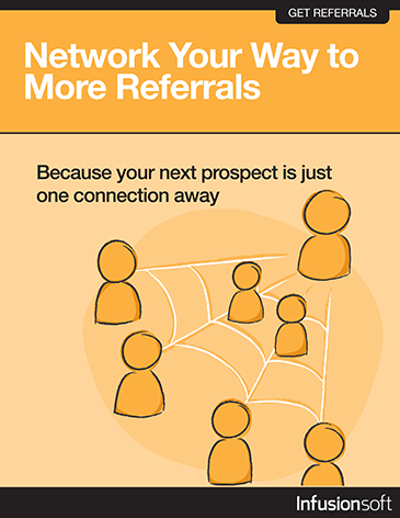 <p>Discover How To Network Your Way to More Rerrals</p>